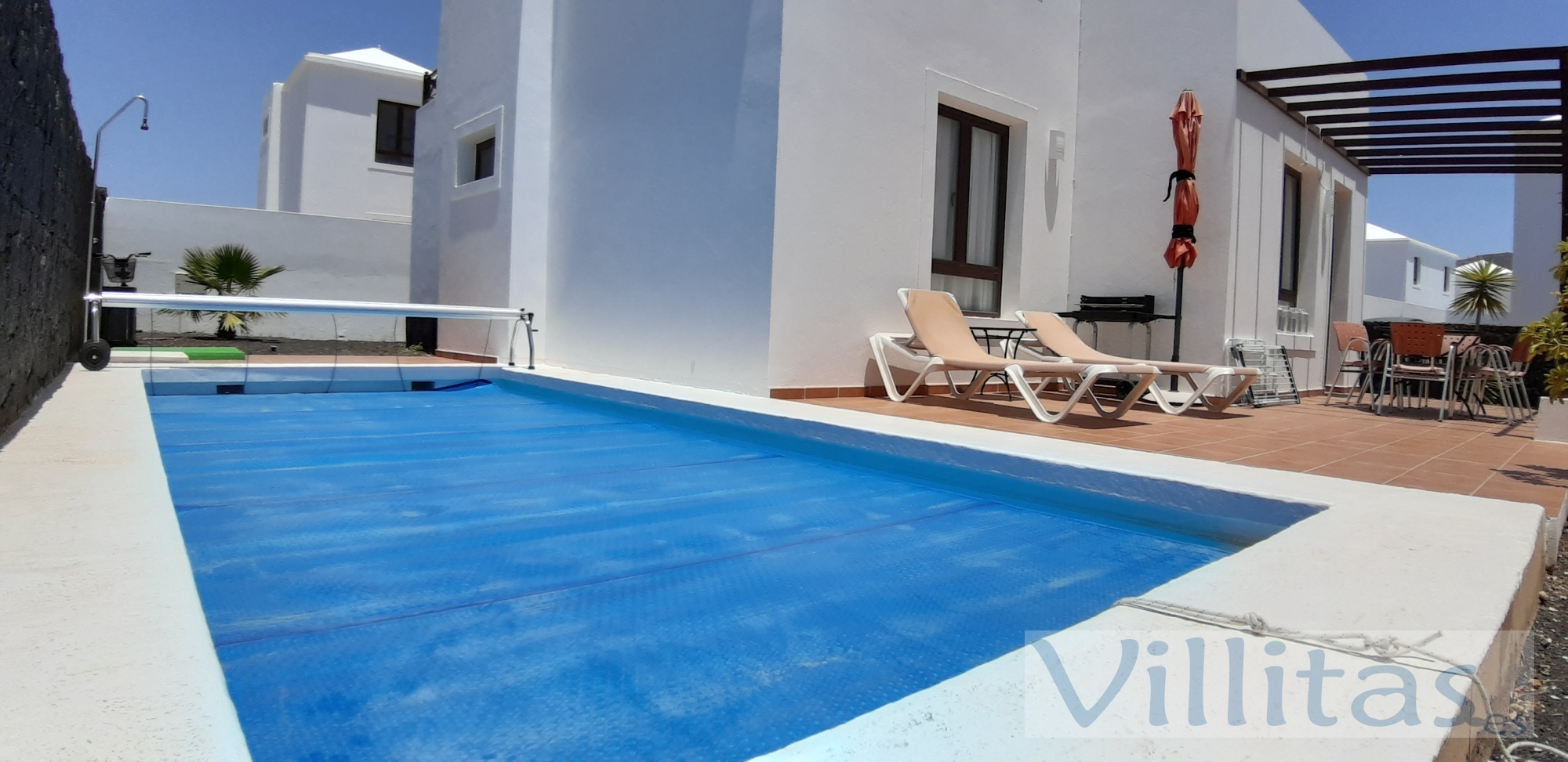 Duplex Independiente 3 dorm. y piscina Playa Blanca